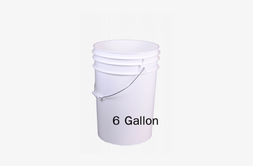 6 Gallon Bucket - Water Bottle Transparent PNG - 736x460
