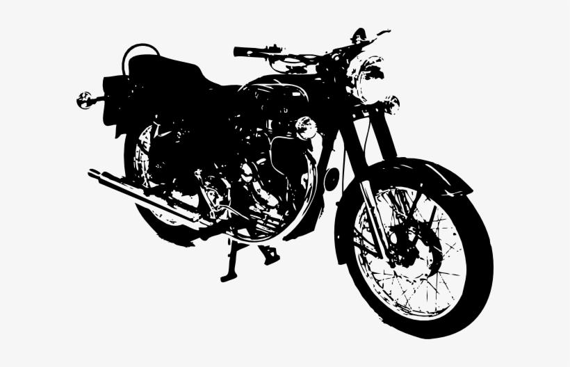 Vector Library Harley Motorcycle Clipart Beautiful - Royal Enfield