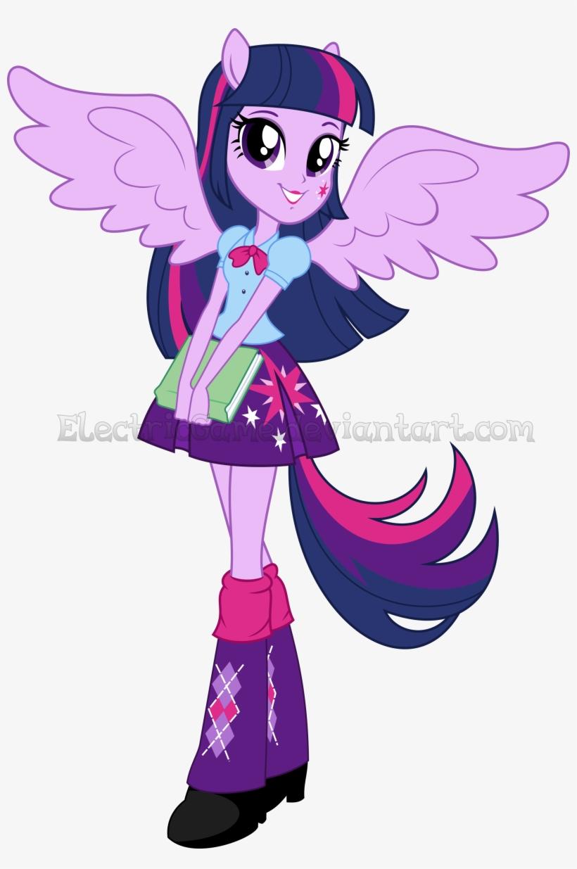 The Equestria Girls Princess Twilight Sparkle Equestria Girl