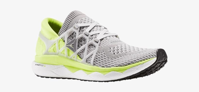 Reebok Shoes Png Download - Reebok Floatride Run Ultraknit Yellow 6.5  Womens ab52449a6