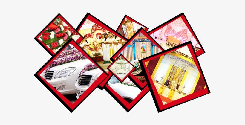 Wedding Stage Decoration Executive Car Transparent Png 600x338