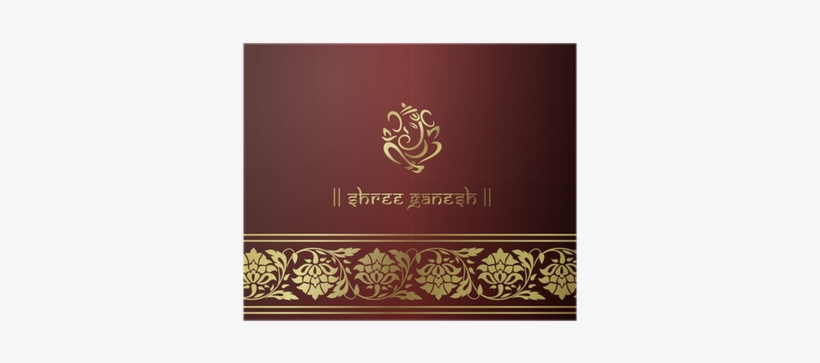 Indian Wedding Card Png Download Emblem Transparent Png 400x400 Free Download On Nicepng