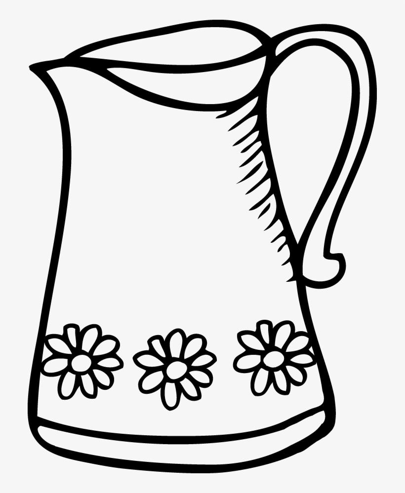 svg royalty free stock jug drawing clip art milk transprent coloring pages of jug transparent png 615x800 free download on nicepng svg royalty free stock jug drawing clip