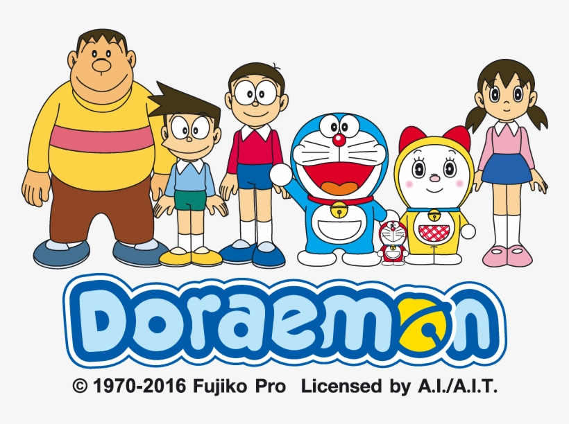 nobita is wearing it doraemon cast transparent png 769x539 free download on nicepng nobita is wearing it doraemon cast