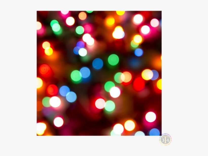 Clip Transparent Bokeh Transparent Christmas - Christmas Lights