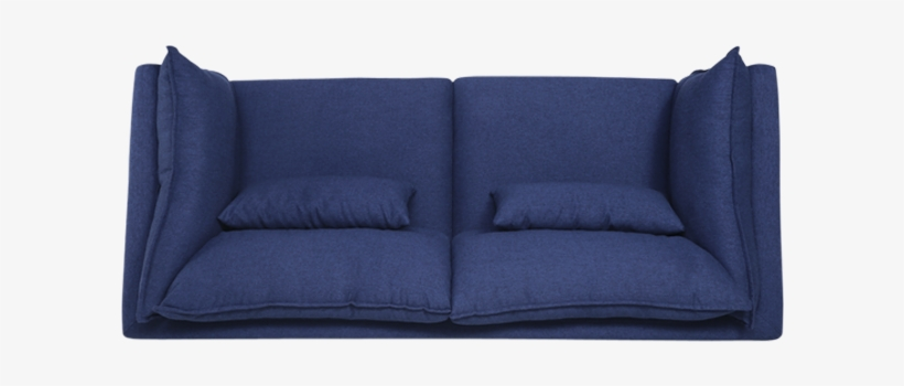 Prices May Vary Basis Location And Availability Blue Sofa Top View