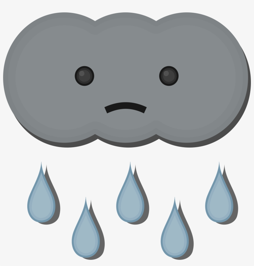 Storm Cloud Clip Art
