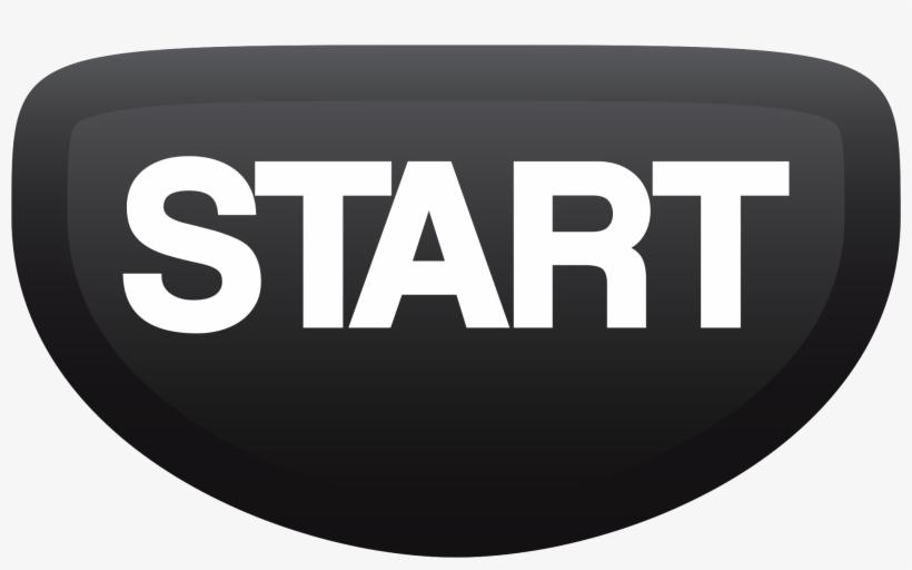 Start Button Png - Start Button Transparent Png Transparent