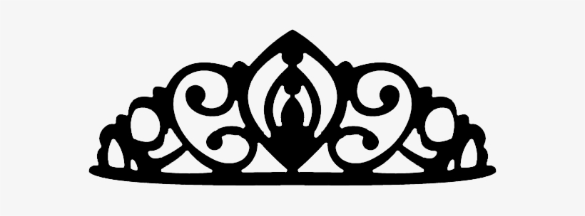 Transparent Queen Crown Tumblr Princess Crown Clipart Black And