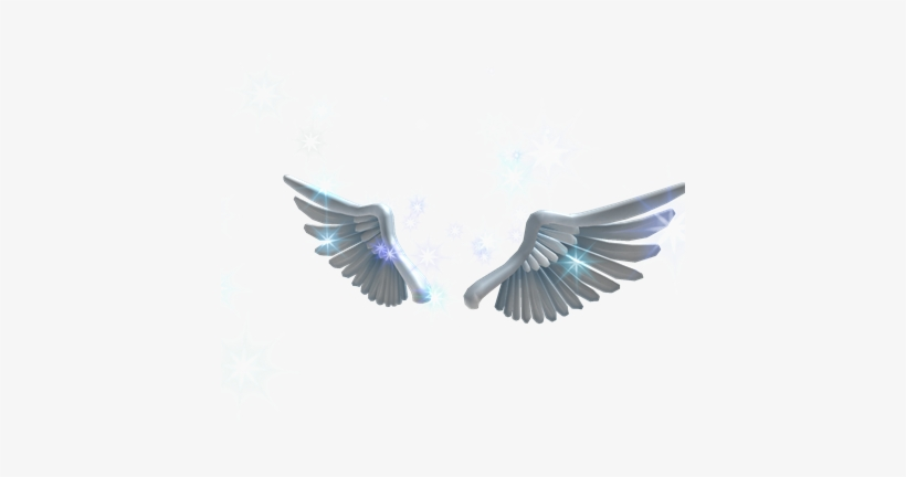 Sparkling Angel Wings Roblox Angel Wings Code Transparent Png