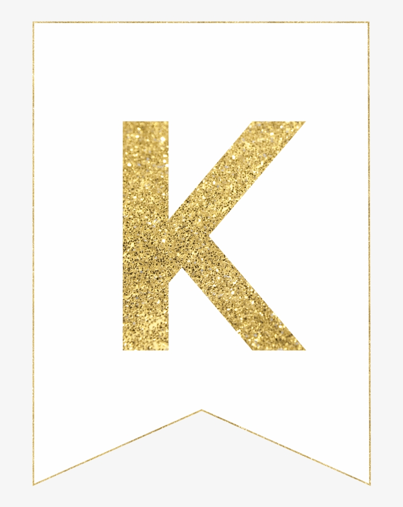 image about Printable Banner Letters titled Gold Free of charge Printable Banner Letters Employ the service of Our Gold Absolutely free