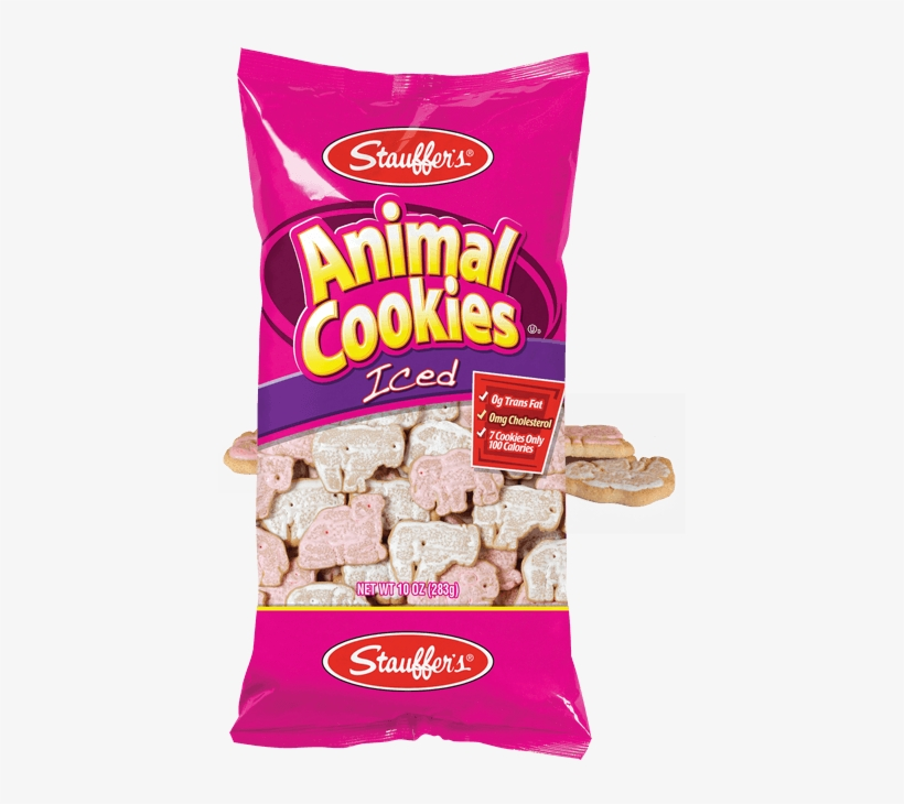Iced Animal Cookies Iced Animal Crackers Transparent Png 425x650 Free Download On Nicepng