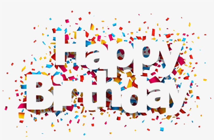 Happy Birthday Png - Alles Gute Zum Geburtstag Png