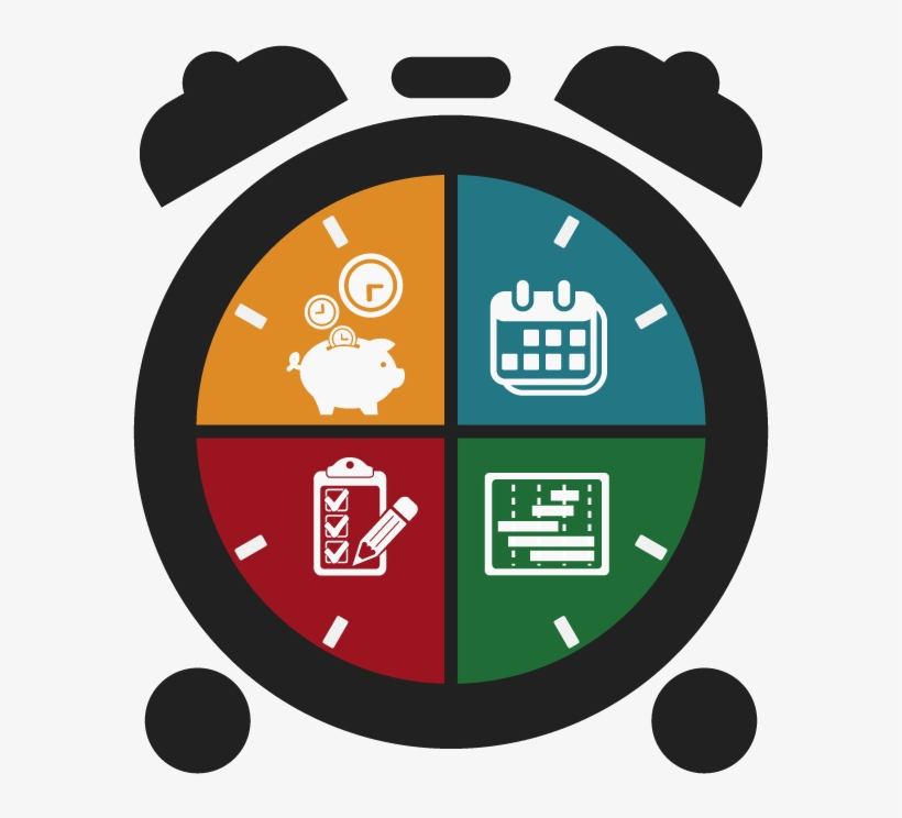 4 Time Management Tips For Social Media Managers Time Management Transparent Png 704x702 Free Download On Nicepng