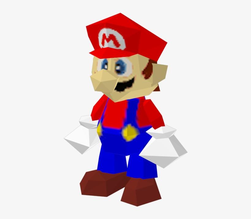 View Samegoogleiqdbsaucenao 1999 , - Super Smash Bros 64 Mario Model
