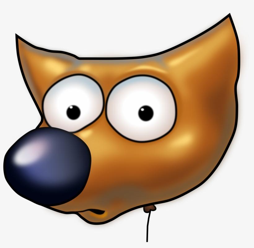 Cartoon Wilber Icons Png - Wilber Gimp Transparent PNG - 2400x2323