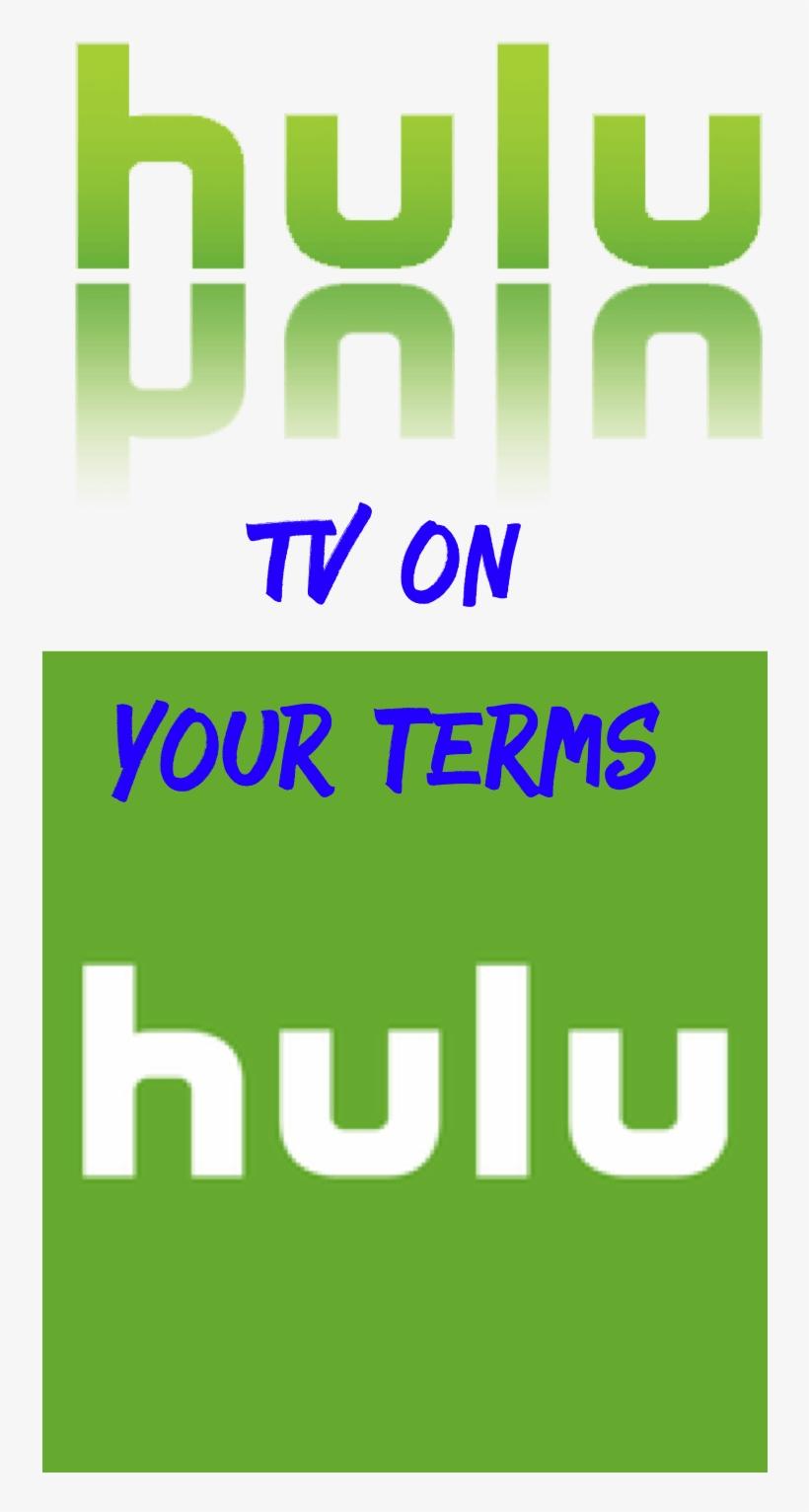 Hulu App Logo Png - Logos That Show Reflection Transparent PNG