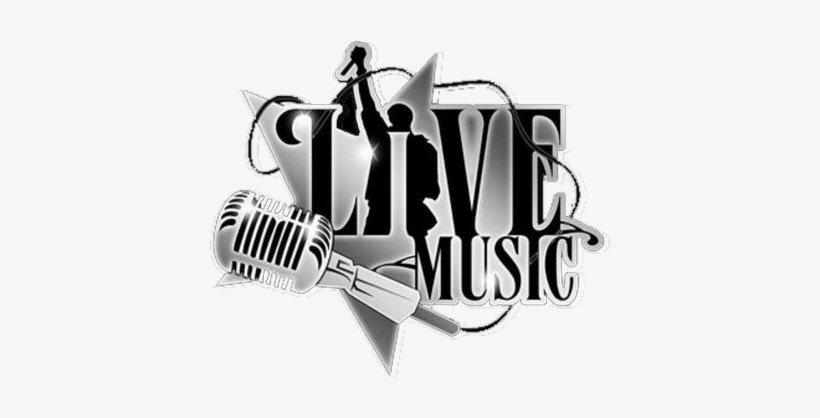 Logo Live Music Psd69680 Live Music Logo Transparent Png 400x338 Free Download On Nicepng
