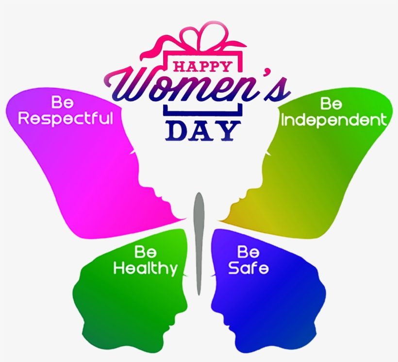 International Women's Day Png Logo Images Wallpapers - Happy Womens Day 2018