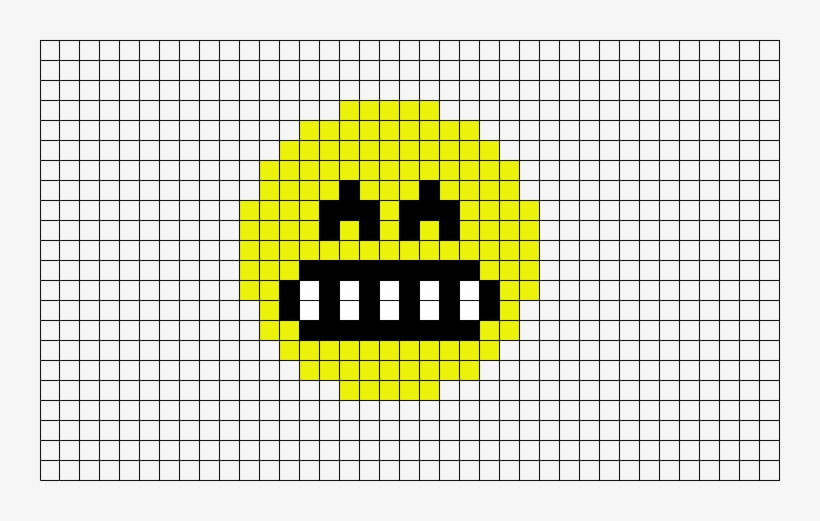 Pixel Art Easy Emoji Koolgadgetz