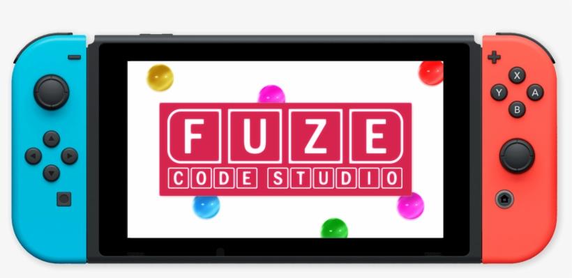 Fuze Code Studio On Nintendo Switch Makes Learning