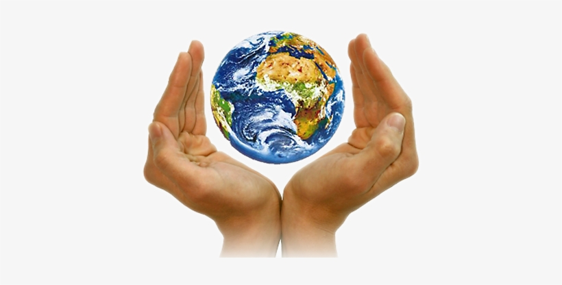 Save Earth Png Hd - Save Earth Images Hd Transparent PNG - 414x336