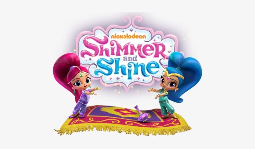 Shimmer And Shine Shimmer And Shine Wallpaper Png