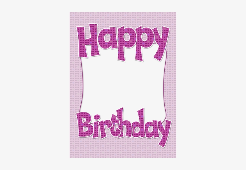 Happy Birthday Cards By Name