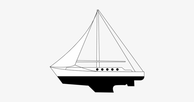 Sailing Boat Clipart Transparent Background Sailboat Transparent Background Transparent Png 400x351 Free Download On Nicepng