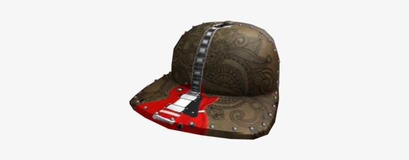 53e54c0ad55 Rockstar guitar baseball cap rock star cap transparent png png 820x322 Baseball  cap rockstar caps