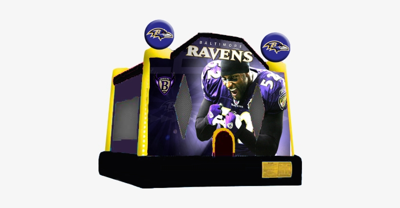 Amazing Throw A Ravens Party With This Amazing Ray Lewis Moonbounce Birthday Cards Printable Opercafe Filternl
