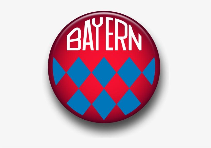 Bayern Munich Button Badge Bayern Munich Retro Logo Transparent Png 494x500 Free Download On Nicepng