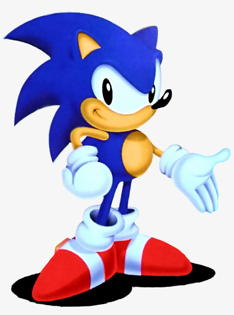 23 May Sonic The Hedgehog Heroic Poses Transparent Png 876x1200 Free Download On Nicepng