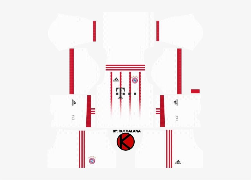 buy popular 2eb9a 7b5f0 Bayern Munich 2018 2019 Kits Logo Source - Kit Bayern Munich ...