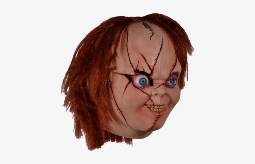 Adult Chucky Mask Bride of Chucky