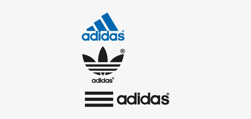 finest selection af0e2 5c1ed Adidas Logo - 3 Logos De Adidas, transparent png download