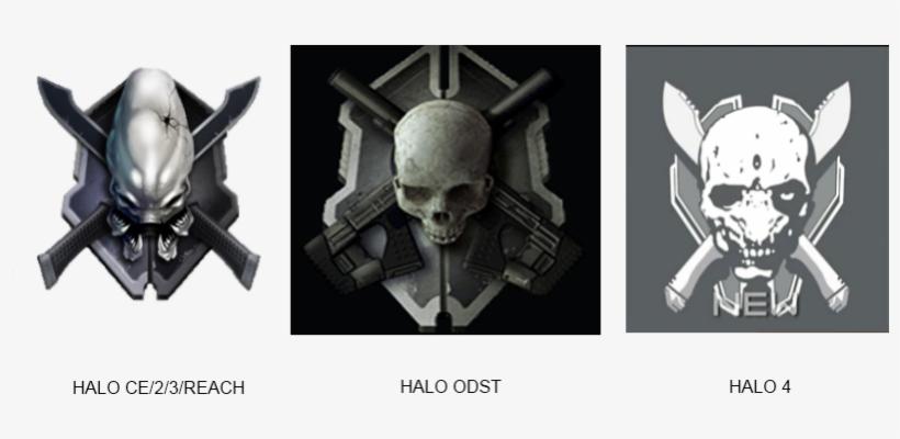 Risultato immagini per legendary skull halo 4