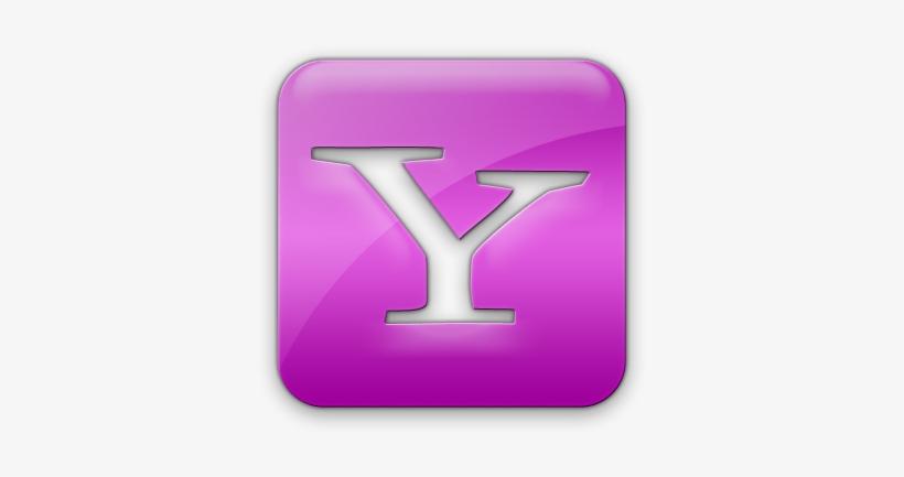 Yahoo Mail Transparent Logo Yahoo Logo Png Yahoo Logo Yahoo Logo Square Png Transparent Png 420x420 Free Download On Nicepng