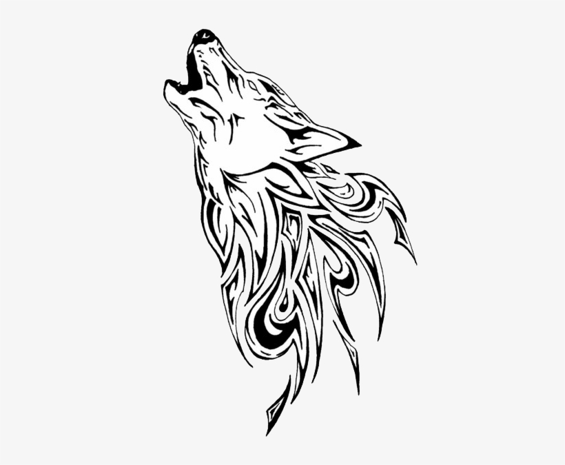 Wolf Tattoos Designs Transparent Photo Png Images Wood Burning
