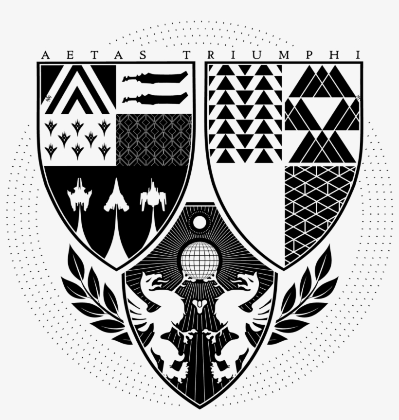 Ishtar Collective On Twitter - Destiny Age Of Triumph Logo