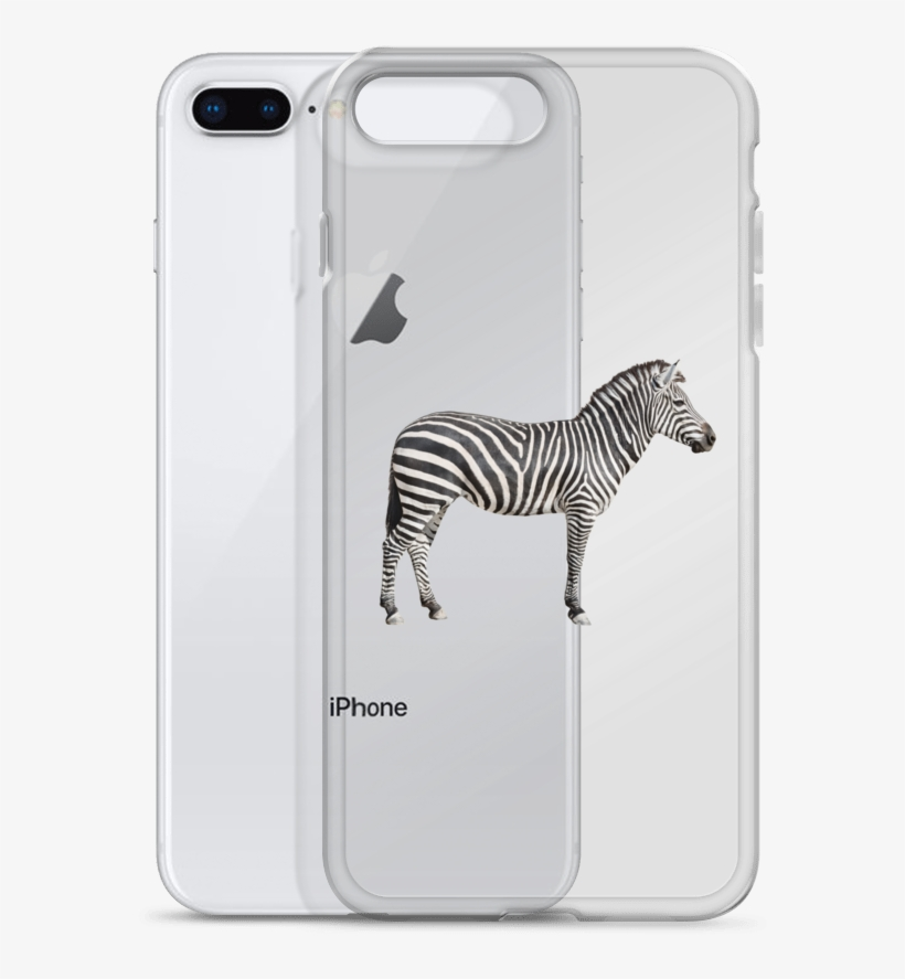 Zebra Print Iphone Case - Magical Lenticular Beginning Sound Cards