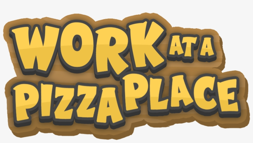 Roblox Free Places 3 May Work At A Pizza Place Roblox Logo Transparent Png 905x470 Free Download On Nicepng