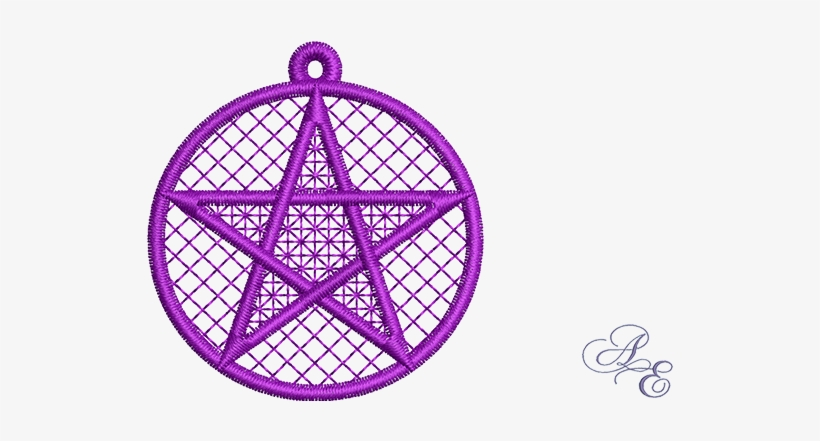 Lace Pentagram Pentagram Tattoo Hand Transparent Png 722x361