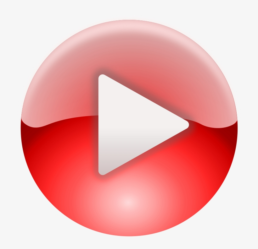 Red Youtube Play Button Png Download Play Button Red Png Transparent Png 800x800 Free Download On Nicepng