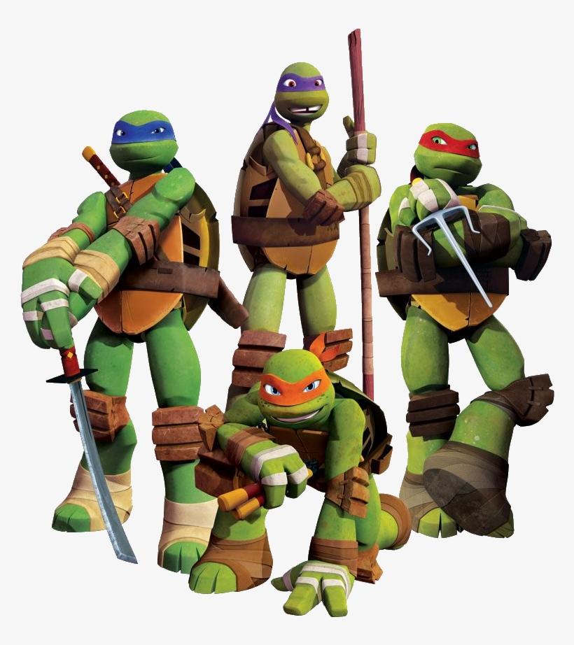 Ninja Turtles Png Nickelodeon Ninja Turtles Transparent Png
