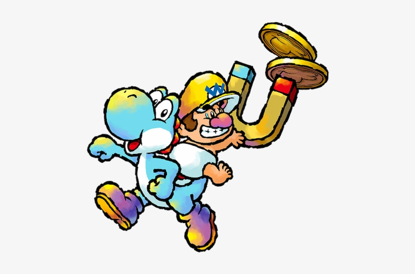 Free Baby Mario Bros Coloring Pages, Download Free Clip Art, Free ... | 543x820