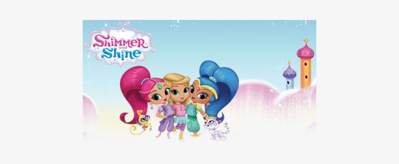 Shimmer And Shine Shimmer And Shine Png Transparent Png
