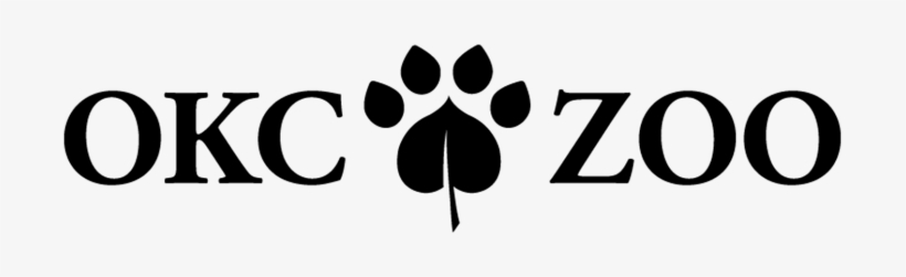 Okczoo-logo - Oklahoma City Zoo Logo Transparent PNG
