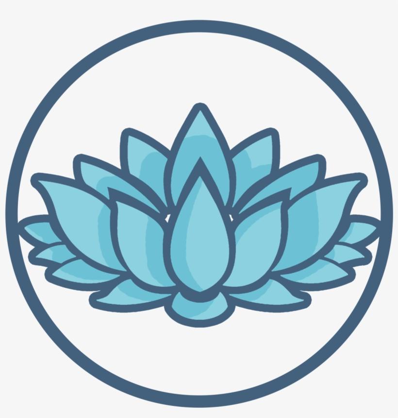 Lotus Flower Hindu Symbols Transparent Png 1200x1200 Free