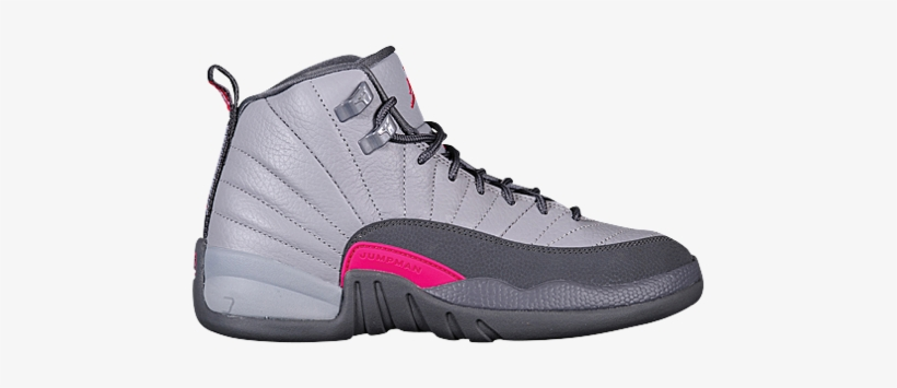 reputable site b10d3 4f59e Jordan Shoes Canada Jordan Retro 12 Girls Grade School - Retro 12 Pink And  Black